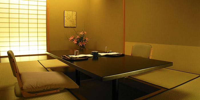 記念日におすすめのレストラン・青山浅田の写真1