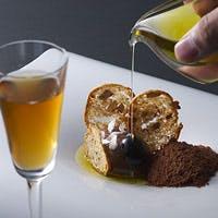 料理と空間を味わう芸術的フランス料理