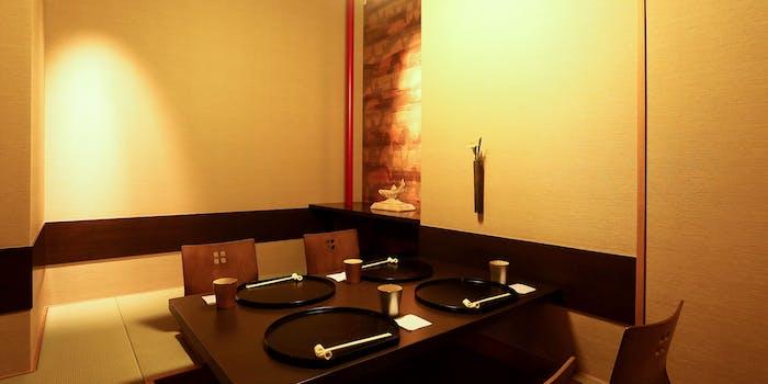 銀座の座敷があるおすすめレストラン20選 - 一休.comレストラン