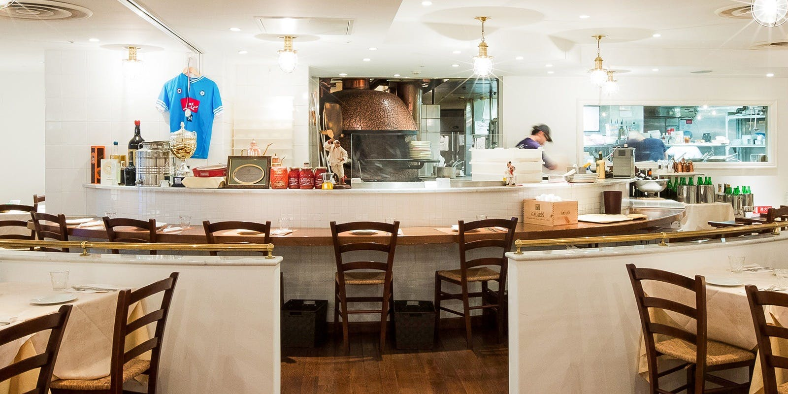 記念日におすすめのレストラン・ナプレ 横浜高島屋店の写真1