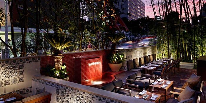 記念日におすすめのレストラン・Terrace Dining TANGOの写真1