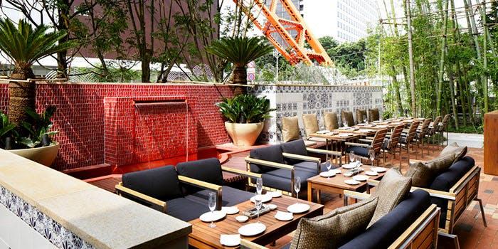 記念日におすすめのレストラン・Terrace Dining TANGOの写真2