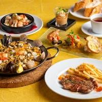 スペイン・ビストロ料理 ラス ボカス