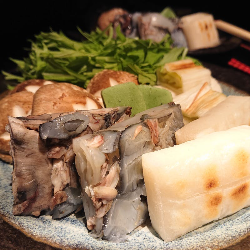 【匠】すっぽん鍋、特上A5黒毛和牛サーロイン含む全7品(個室確約)