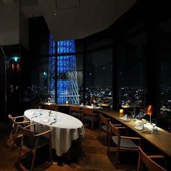 ラ・ソラシド フードリレーションレストラン/東京ソラマチ31F