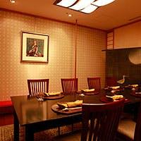交通至便な東京ドームホテルの4階ワンフロアを使用した、都内最大級の和食店です