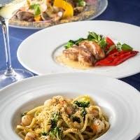 「今、食べたいイタリア料理」を目指しております