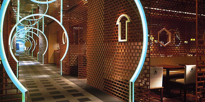 記念日におすすめのレストラン・過門香 上野バンブーガーデン店の写真1