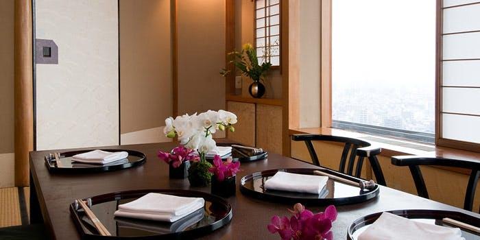 記念日におすすめのレストラン・日本料理もちづきの写真2