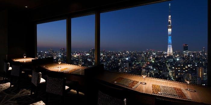 スカイツリー(R)ビューレストラン 簾/東武ホテルレバント東京