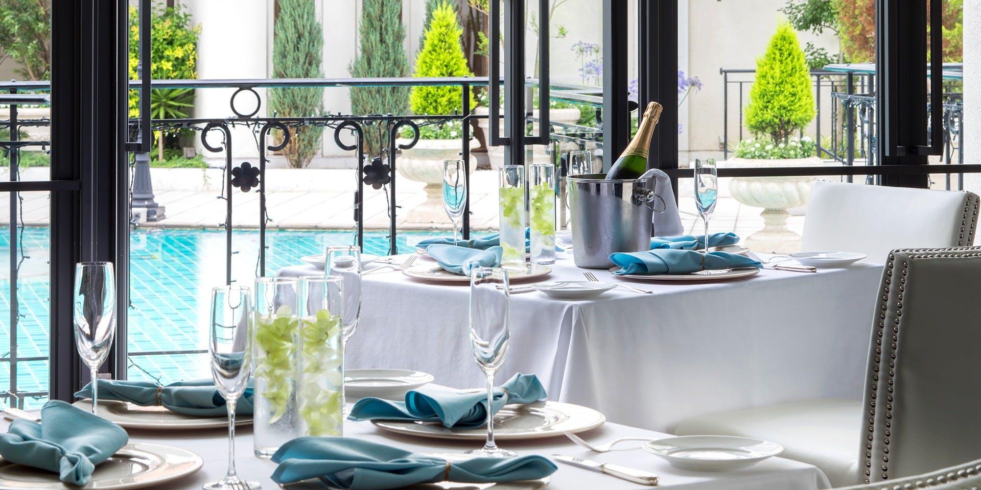 記念日におすすめのレストラン・リストランテマンジャーレ ウォーターエッジ YOKOHAMAの写真1