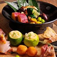 武蔵野・東村山と日本の旬食材を駆使した、ここでしか味わえない『武蔵野イタリアン』