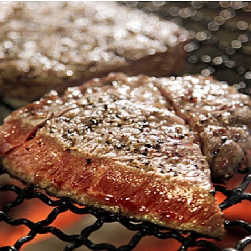 【プレミアムコース】A5黒毛和牛ステーキ、天然鮮魚4種とがす海老盛合せなど豪華全9品