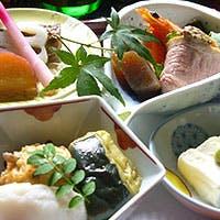 おばんざいから本格京料理コースまでお楽しみ頂けます