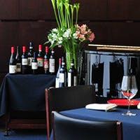 自慢のイタリアワインの数々