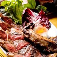 イタリア全土の郷土料理を季節ごとにお楽しみください
