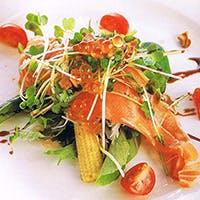 中華料理でありながら西洋風の盛り付け…女性に愛される中華