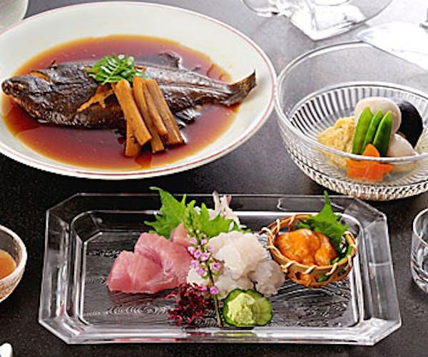 フレンチ】割烹 ふじ久 - OKAIMONOモール レストラン