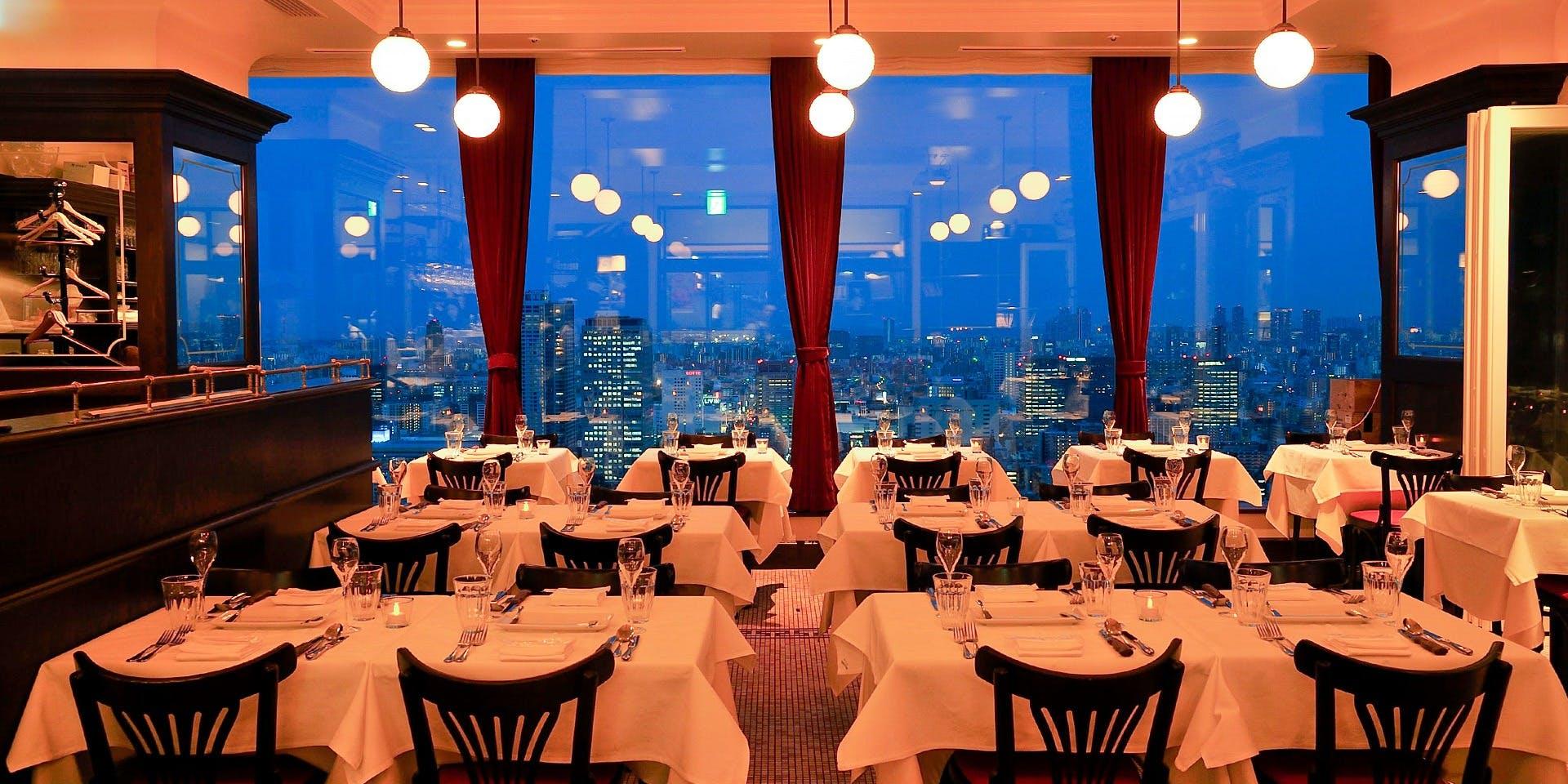 記念日におすすめのレストラン・ブラッスリーオザミ 東京スカイツリータウン・ソラマチ店/東京ソラマチ30Fの写真2