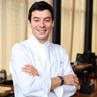 総料理長ルカ・ファンティンのクリエイティブなコンテンポラリー・イタリアン