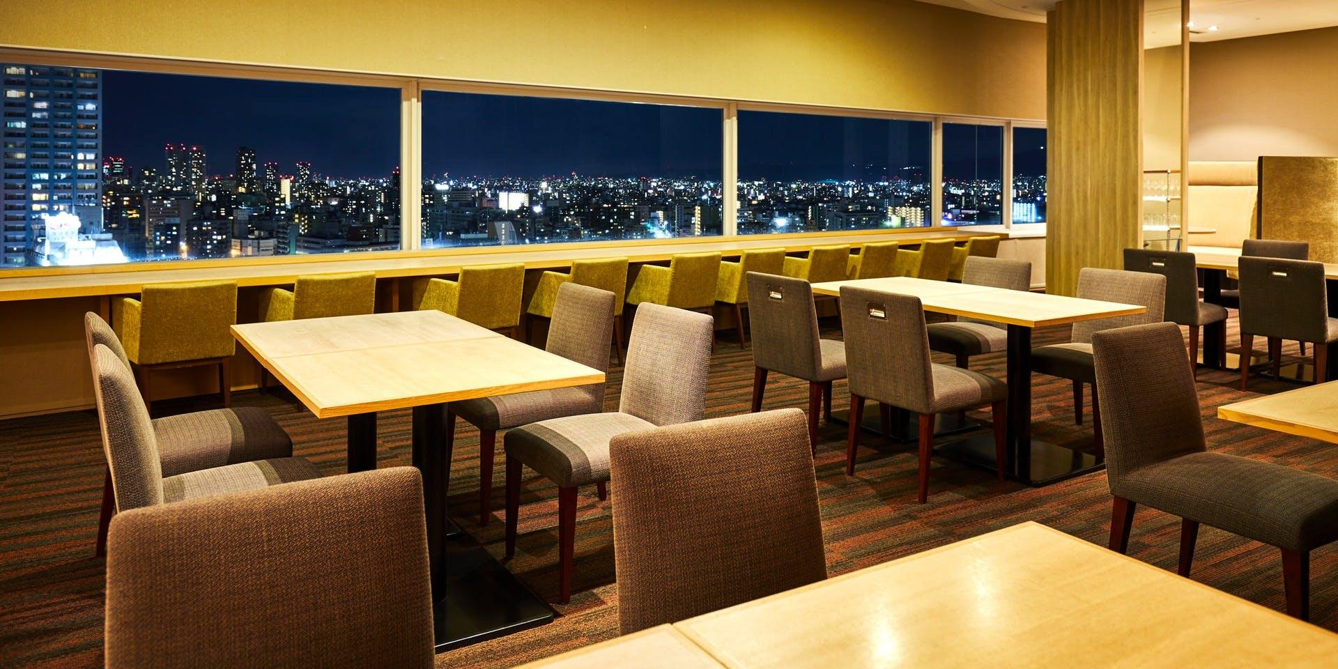記念日におすすめのレストラン・スカイレストラン エトワール/都シティ 大阪天王寺の写真1