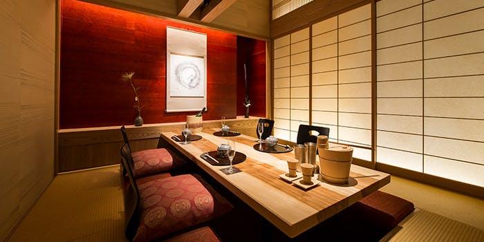 記念日におすすめのレストラン・個室会席 北大路 有楽町店の写真1