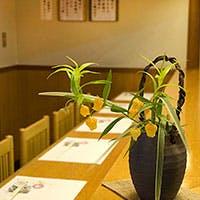 下町の一角に佇む生粋の日本料理店