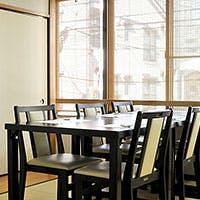 感動の料理を情緒豊かな和空間で心ゆくまでお愉しみください。