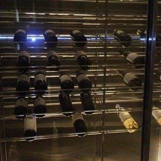 厳選ワインの数々
