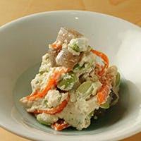 究極の串揚げと季節の食材を生かした和食