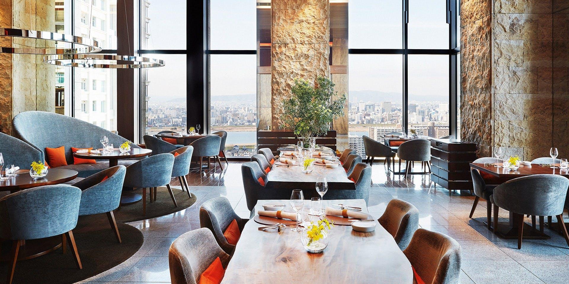 記念日におすすめのレストラン・ピエール/インターコンチネンタルホテル大阪の写真1