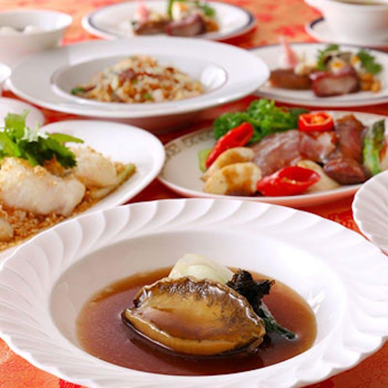 【水晶】高級食材を使用した料理長厳選コース+選べる1ドリンク