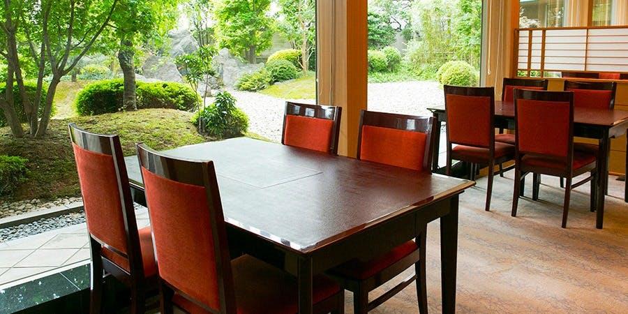 記念日におすすめのレストラン・日本料理 木の花/横浜ベイシェラトンホテル&タワーズの写真1