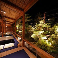 本場・本格の京料理と、趣深い庭園を同時に堪能できる、それが「料庭」です