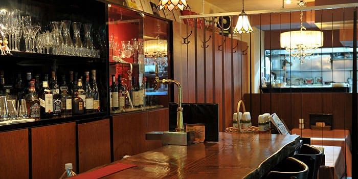 記念日におすすめのレストラン・トラットリア コン アマーレの写真1