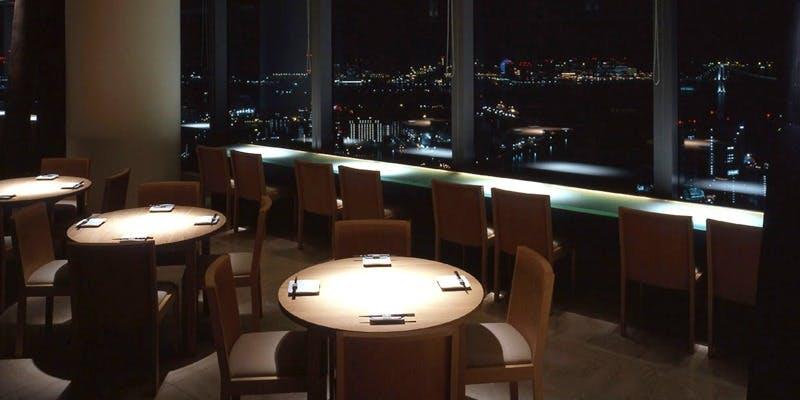 記念日におすすめのレストラン・響 カレッタ汐留店の写真1
