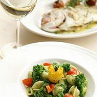 イタリア料理とワインを楽しめるリストランテ