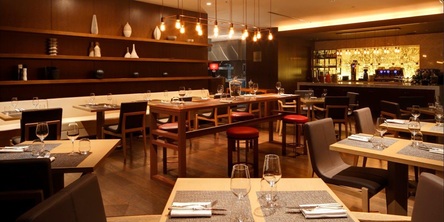 記念日におすすめのレストラン・セリーズ/コンラッド東京の写真1