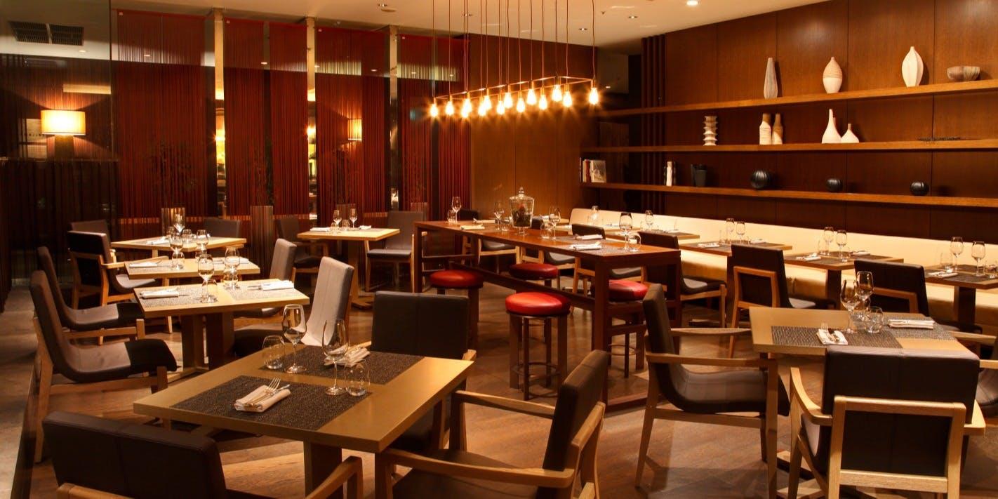 記念日におすすめのレストラン・セリーズ/コンラッド東京の写真2
