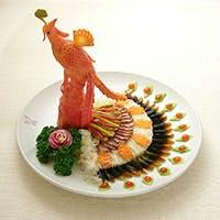 上海料理をベースに日本の食材の四季を活かす、洗練された中国料理