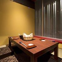 京都の日本料理店を東京で再現。全室個室で京都で大人気の出汁しゃぶを是非
