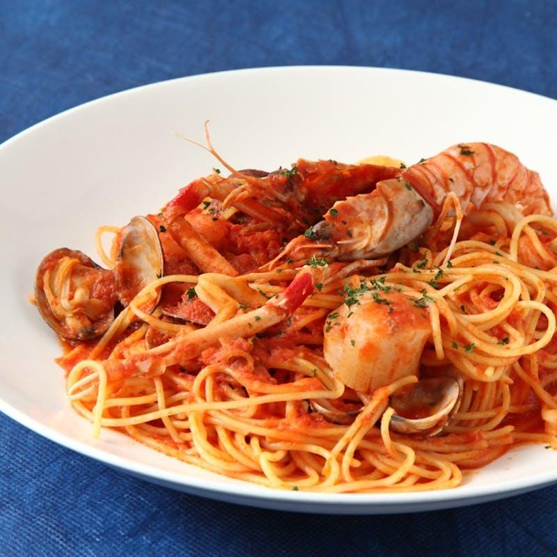 【ローマコース】前菜3品や元祖ニコラスピザ、肉料理など豪華9品+ネット限定 1.5H飲み放題