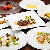 ラリアンス総料理長鈴木剛志による、体が自然に求める優しく楽しい美味しいイタリアン