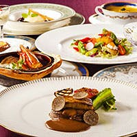 特別な日に華を添える、究極の新感覚フランス料理