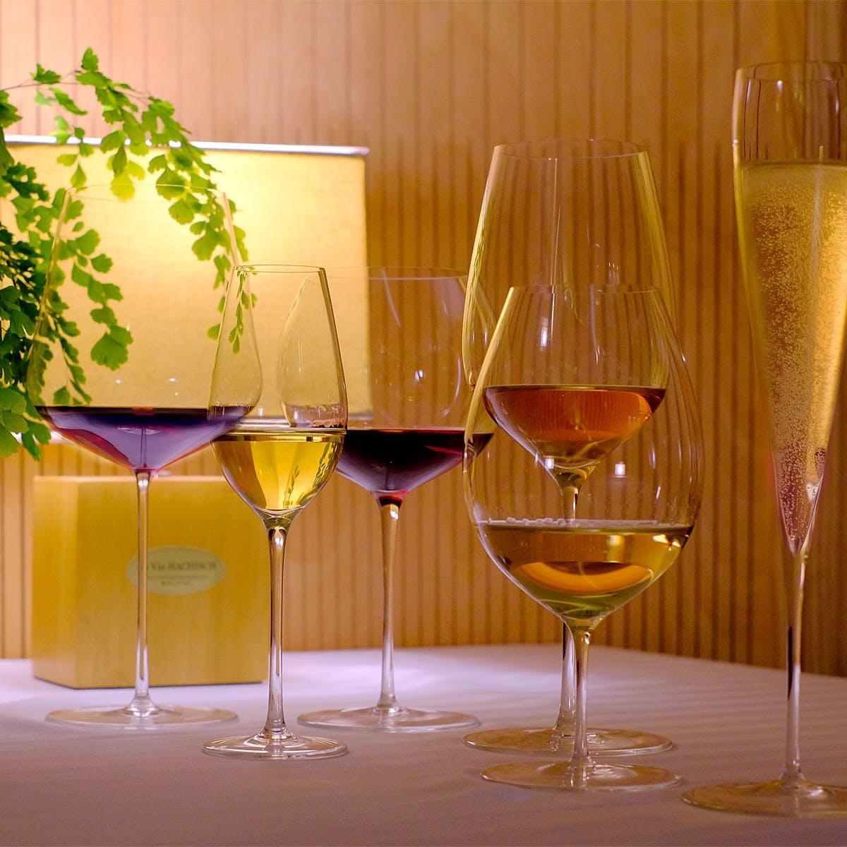 ワインペアリング