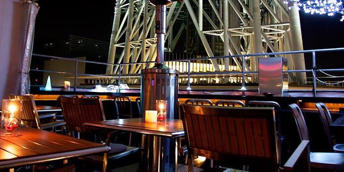 記念日におすすめのレストラン・Piccole Lampare & rooftop sky barの写真1