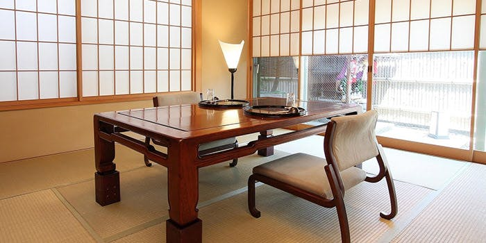 記念日におすすめのレストラン・板倉茶屋 要の写真2
