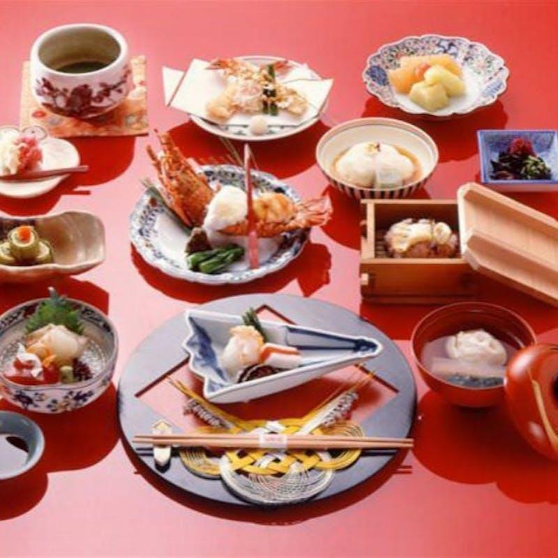【お祝い懐石】全6品(平日限定・個室確約)