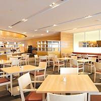 羽田空港国内線第2旅客ターミナル内のホテルレストラン
