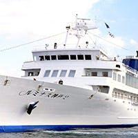 美しい内装・充実した設備豪華客船で心を癒すお洒落なひとときをルミナス神戸2で